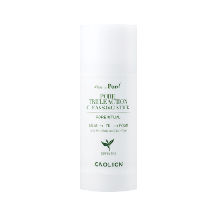Пенка Caolion Pore Triple Action Cleansing Stick (Green Tea) (Объем 50 г) 50 мл маска caolion premium blackhead o2 bubble pore pack объем 50 г