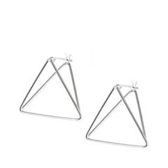Серьги Aqua Серьги-тетраэдры