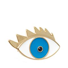 Броши Aqua Брошь Голубой глаз