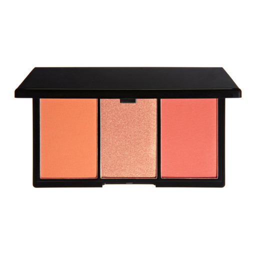 Румяна Sleek MakeUP Blush by 3 in Lace (Цвет in Lace variant_hex_name F47969)