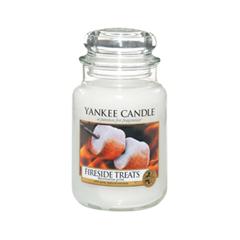 цены Ароматическая свеча Yankee Candle Fireside Treats Jar Candle (Объем 623 г) 623 мл