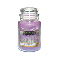 Ароматическая свеча Yankee Candle Lavender Jar Candle (Объем 623 г) ароматическая свеча yankee candle lavender small jar candle объем 104 г
