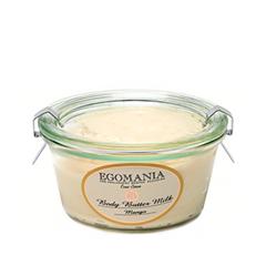 Крем для тела Egomania Крем-масло для тела Манго (Объем 220 мл) egomania желе пилинг для тела маракуйя egomania body peeling jam 194088 250 мл