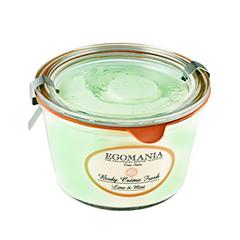 Крем для тела Egomania Крем-сливки для тела Лимон и Мята (Объем 370 мл) недорого