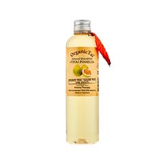 Шампунь Organic Tai Натуральный шампунь для волос Тайский помело (Объем 260 мл) organic tai массажное масло для лица жасмин жожоба и сладкий миндаль 120 мл