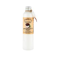 Масло Organic Tai Чистое базовое масло Кокоса холодного отжима (Объем 260 мл) organic tai масло для тела и аромамассажа лемонграсс жожоба и персик 260мл