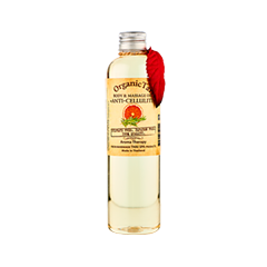Масло Organic Tai Масло для тела и аромамассажа Антицеллюлитное (Объем 260 мл) organictai масло для тела и аромамассажа антицеллюлитное 260 мл