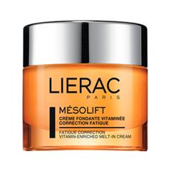 Крем Lierac Mesolift Crème Fondante Vitaminèe (Объем 50 мл) маска lierac лиерак маска сияние туба 50 мл