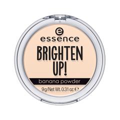 Компактная пудра essence Brighten Up! Banana Powder (Цвет 10