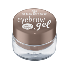 цена на Гель для бровей essence Eyebrow Gel Colour & Shape 02 (Цвет 02 Blonde variant_hex_name 745F57)