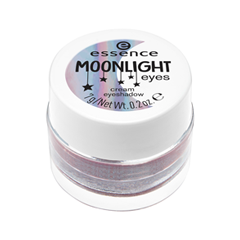 Тени для век essence Moonlight Eyes Cream Eyeshadow 03 (Цвет 03 Cosmic  variant_hex_name 6F535A) тени для век essence kalinka beauty mono eyeshadow 03 цвет 03 green scene variant hex name a3cec9
