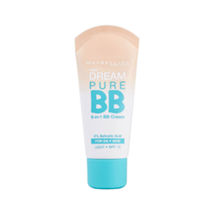 BB крем Maybelline New York Dream Pure BB Cream 8-in-1 (Цвет Светлый)