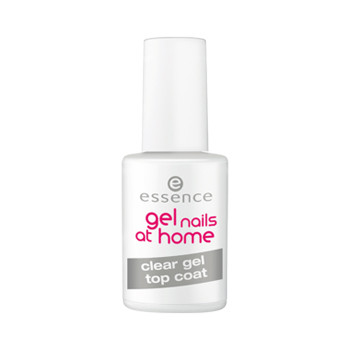 Топы essence Верхнее покрытие Clear Gel Top Coat