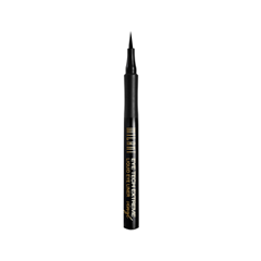 Подводка Milani Eye Tech® Extreme Liquid Eyeliner Vinyl (Цвет Black variant_hex_name 000000) подводка milani stay put matte 17hr wear liquid eyeliner 04 цвет 04 midnight matte variant hex name 1c2c67