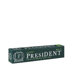 Зубная паста PresiDENT Classic (Объем 75 мл) president зубная щётка president classic 31050 1 шт