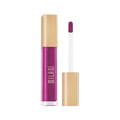 Жидкая помада Milani Amore Matte Metallic Lip Crème 07 (Цвет 07 Automattic Touch variant_hex_name D43192)