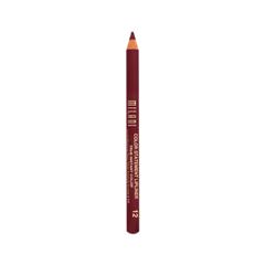 Карандаш для губ Milani Color Statement Lipliner 12 (Цвет 12 Bordeaux variant_hex_name 932C49)