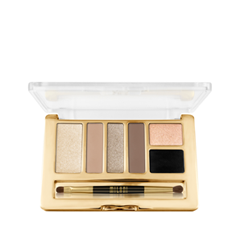 Для глаз Milani Everyday Eyes Powder Eyeshadow Collection 01 (Цвет 01 Must Have Natural variant_hex_name E0BF99) must have