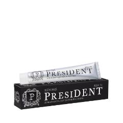 Зубная паста PresiDENT Renome (Объем 75 мл) зубная паста president sensitive объем 75 мл