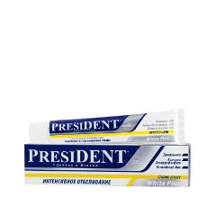 Зубная паста PresiDENT White Plus (Объем 30 мл) зубная паста president sensitive объем 75 мл