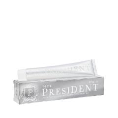 Зубная паста PresiDENT White (Объем 75 мл) зубная паста president sensitive объем 75 мл