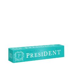 Зубная паста PresiDENT Antibacterial (Объем 75 мл) пленка тонировочная president 35% 0 75 м х 3 м