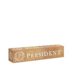 Зубная паста PresiDENT Eco-bio (Объем 75 мл) зубная паста president sensitive объем 75 мл