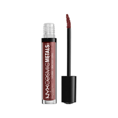 Жидкая помада NYX Professional Makeup Cosmic Metals Lip Cream 18 (Цвет 18 Elite variant_hex_name 8C5A53) meinl tmt2b bk