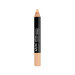 Консилер NYX Professional Makeup Gotcha Covered Concealer Pencil 06 (Цвет 06 Beige variant_hex_name F4D2AD) nyx cosmetics concealer jar beige 0 25 ounce