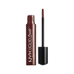 Жидкая помада NYX Professional Makeup Liquid Suede Metallic Matte 32 (Цвет 32 Neat Nude variant_hex_name 563428) nyx professional makeup матирующая тональная основа stay matte not flat liquid foundation light beige 015