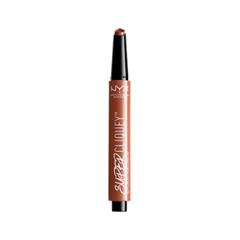 Помада NYX Professional Makeup Super Cliquey Matte Lipstick 01 (Цвет 01 On The Dl variant_hex_name D6785F) праймер nyx professional makeup big