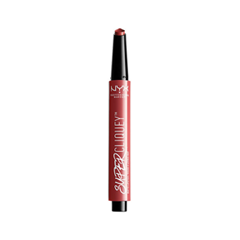 Помада NYX Professional Makeup Super Cliquey Matte Lipstick 02 (Цвет  Oh So Pretty variant_hex_name D15658)