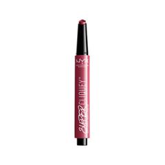 Помада NYX Professional Makeup Super Cliquey Matte Lipstick 03 (Цвет 03 Obvs variant_hex_name 9E3B50) nyx professional makeup матовая помада velvet matte lipstick charmed 12