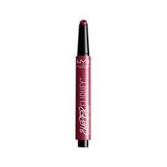 Помада NYX Professional Makeup Super Cliquey Matte Lipstick 12 (Цвет 12 Dangerous variant_hex_name 762433) nyx professional makeup матовая помада velvet matte lipstick charmed 12