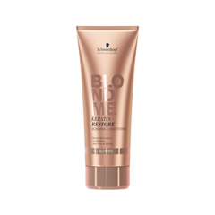 Кондиционер Schwarzkopf BlondMe Keratin Restore Bonding Conditioner (Объем 200 мл)