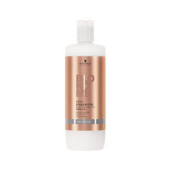Шампунь Schwarzkopf BlondMe Tone Enhancing Cool Blondes Shampoo (Объем 1000 мл) schwarzkopf blondme tone enhancing bonding shampoo cool blondes бондинг шампунь для холодных оттенков блонд 1000 мл