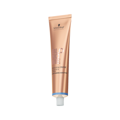 Окрашивание Schwarzkopf Нейтрализующий тонер BlondMe Bleach & Tone Cool Toner Cream (Объем 60 мл)