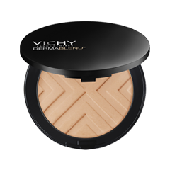 Компактная пудра Vichy Dermablend Covermatte Compact Powder Foundation SPF25 35 (Цвет 35 Sand variant_hex_name DAB89A) mac splash and last pro longwear powder устойчивая компактная пудра dark tan