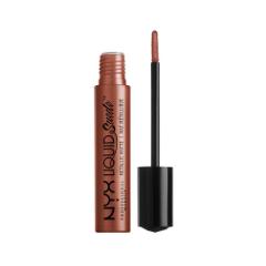 Жидкая помада NYX Professional Makeup Liquid Suede Metallic Matte 29 (Цвет 29 Muave Mist variant_hex_name a15440)