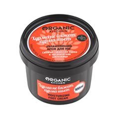 Organic Kitchen Moisturizing Foot Cream Хурма не вяжет, хурма шьет (Объем 100 мл)