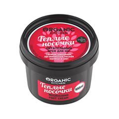 Крем для ног Organic Shop Organic Kitchen Moisturizing Foot Cream Теплые носочки (Объем 100 мл) кремы markell pt крем парафин для ног персик 100 мл