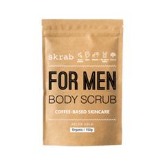 Очищение Helen Gold Скраб для лица и тела Skrab For Men (Объем 150 мл) недорого