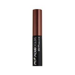 Окрашивание бровей Maybelline New York Tattoo Brow 3 Day Gel-Tint 01 (Цвет 01 Light Brown variant_hex_name 8B594D) карандаш для бровей maybelline new york maybelline new york ma010lwfjt11