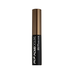 Окрашивание бровей Maybelline New York Tattoo Brow 3 Day Gel-Tint 02 (Цвет 02 Medium Brown variant_hex_name A28669) карандаш для бровей maybelline new york maybelline new york ma010lwfjt11