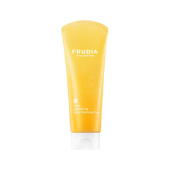 Пенка Frudia Citrus Brightening Micro Cleansing Foam (Объем 145 мл)