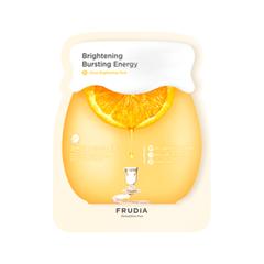 Тканевая маска Frudia Citrus Brightening Sheet Mask (Объем 27 мл) lindsay all in one brightening mask маска альгинатная для лица с экстрактом жемчуга 28 г