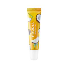 Бальзам для губ Frudia Coconut Honey Salve Lip Cream (Объем 10 )  мл