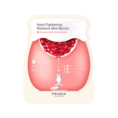 Антивозрастной уход Frudia Pomegranate Nutri-Moisturizing Sheet Mask (Объем 27 мл) pomegranate sleeping mask sans rincage moisturizing whitening brightening nourishing replenishment beauty salon 1000g