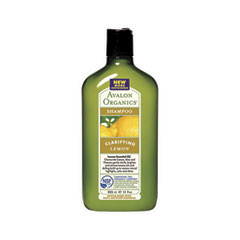 Шампунь Avalon Organics Lemon Clarifying Shampoo (Объем 325 мл) avalon organics anti dandruff shampoo объем 400 мл