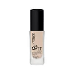 Catrice All Matt Plus Shine Control Make Up (Цвет Light Beige №010)